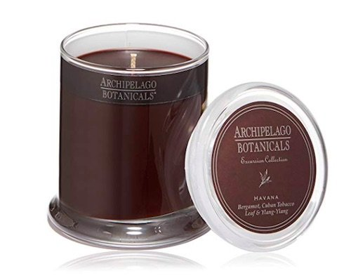Archipelago Havana candle to make your home smell like a spa