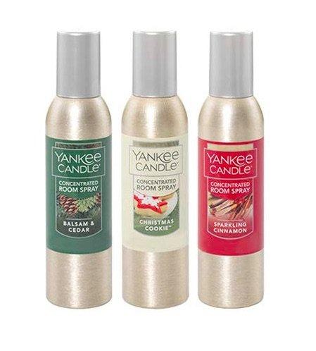 Christmas scented room sprays to make your home smell like Christmas