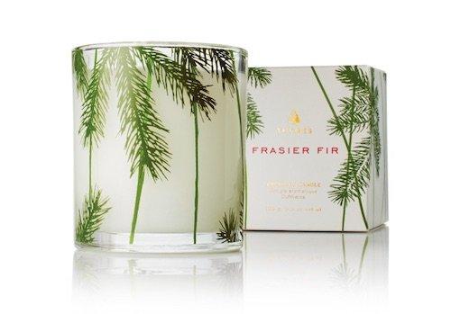 Christmas tree scented candle to make your home smell like Christmas