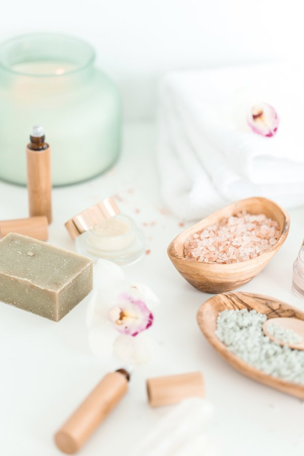 Little touches to make your home smell like a spa
