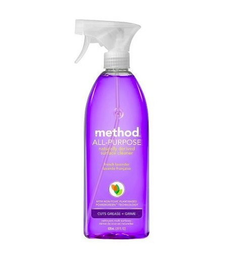 Method All Purpose Surface Cleaner in French Lavender