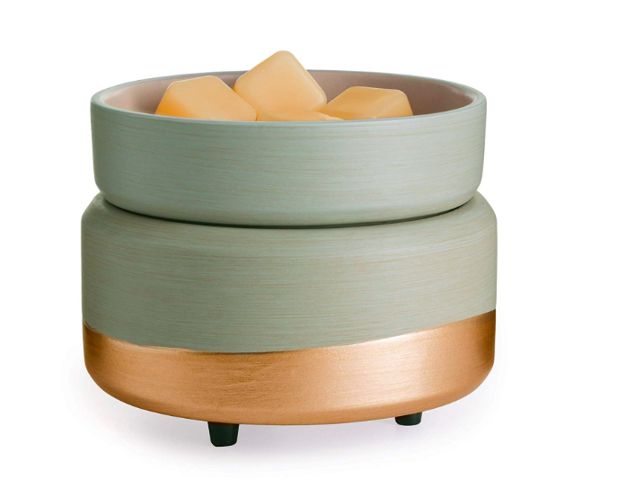 Stylish wax melt burner to make your home smell nice
